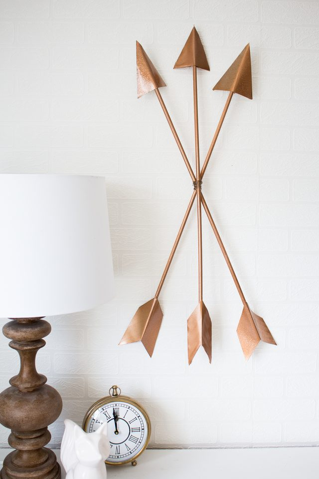 diy-modern-arrow-wall-art