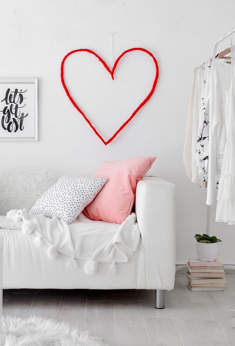 diy-string-heart-wall-art
