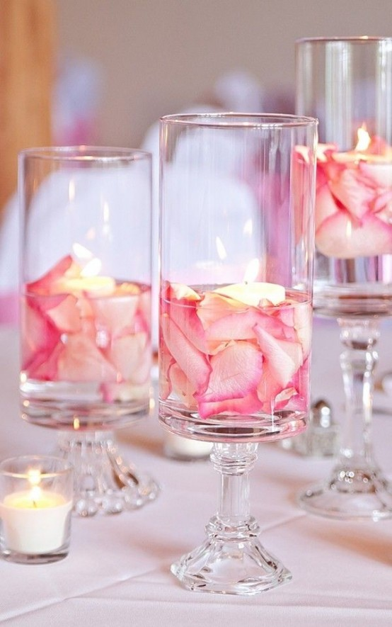 Dining Pink Valentine's Day Decor Ideas