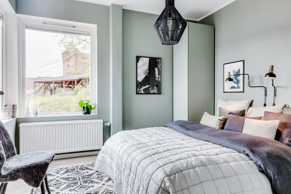 Scandinavian Guest Bedroom