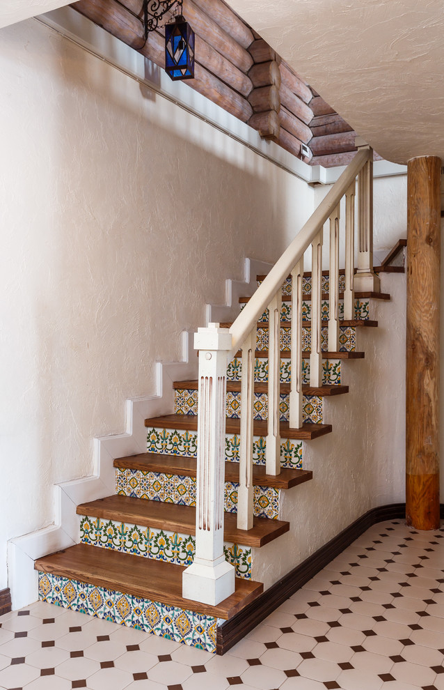 Farmhouse Staircase Design