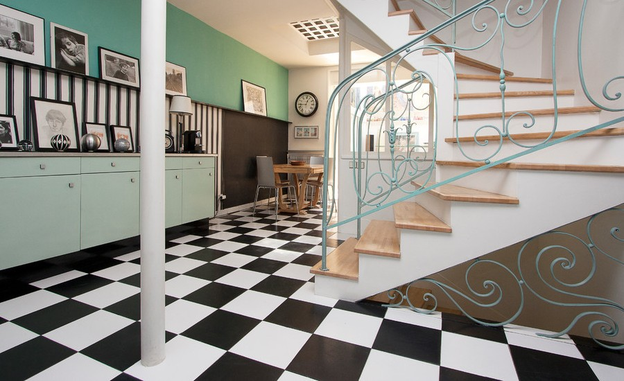 Midcentury Staircase Design featured