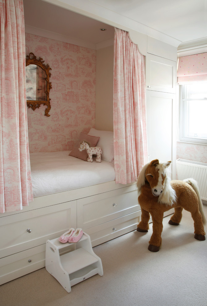 Victorian Kids Bedroom Design