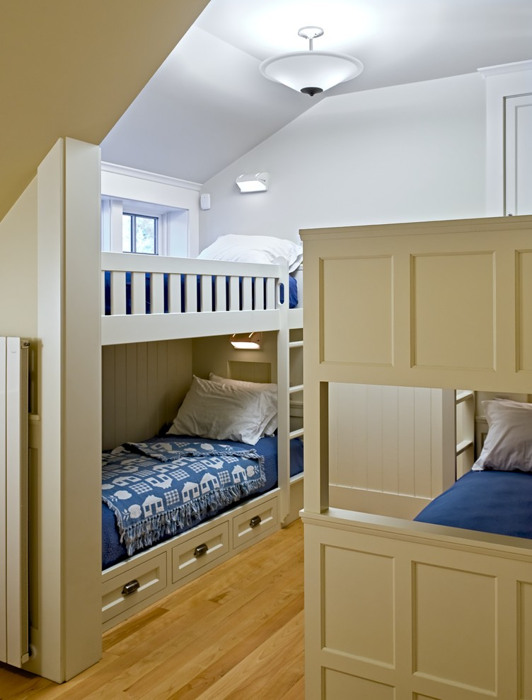 Kids Attic Victorian Bedroom