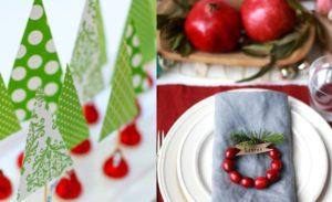 Christmas Table Centerpieces – 25 Ideas To Get Inspired
