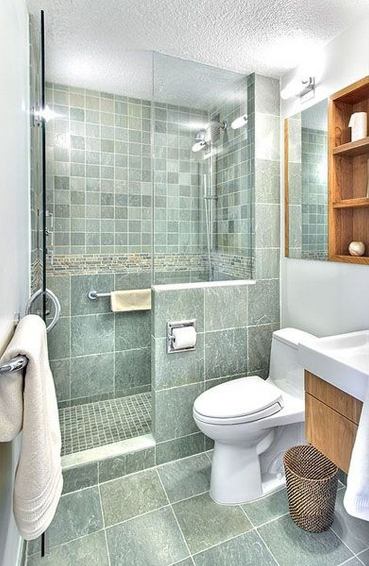 Attractive Compact Bathroom