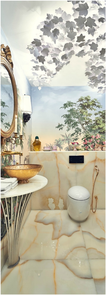 Small Eclectic Bathroom Ideas