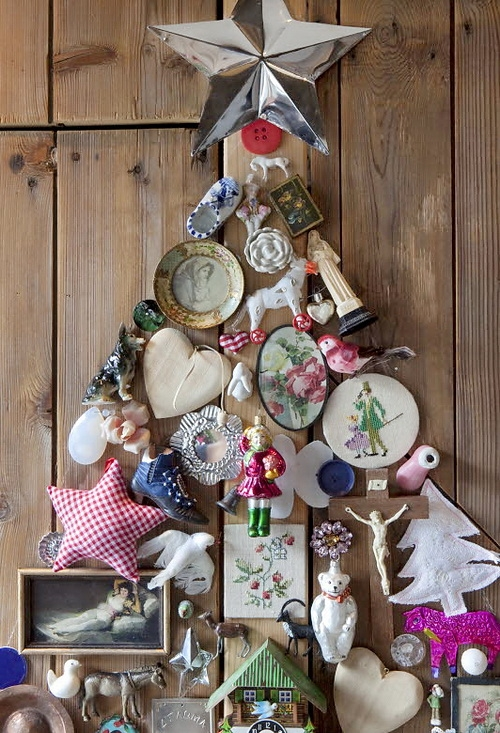Collectables Christmas Tree dwellingdecor
