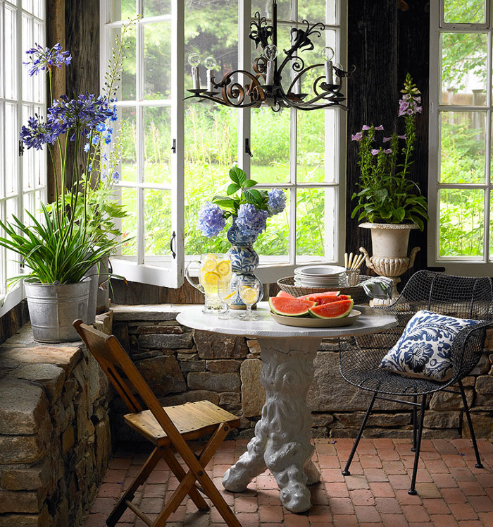 Breakfast Nook Ideas For Your Kitchen dwellingdecor (25)