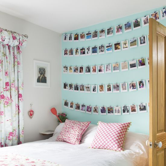 DIY Wall Decorated Teens Bedroom Ideas Dwellingdecor