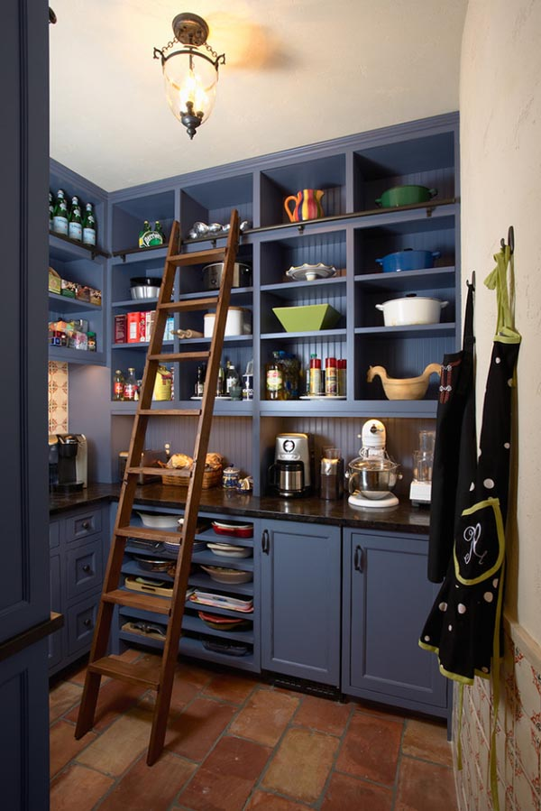 Kitchen Pantry Design (10)