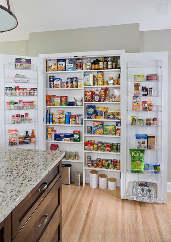 Kitchen Pantry Design (16)
