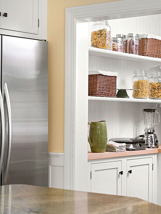 Kitchen Pantry Design (17)