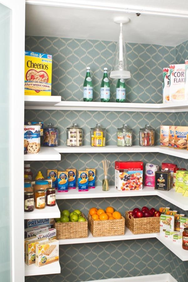 Kitchen Pantry Design (22)
