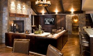 30 Stunning Rustic Living Room Ideas