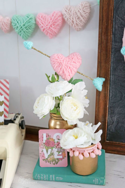 Unique Valentines Day Decorations Ideas (14)