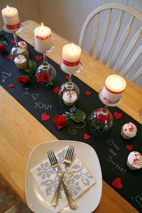 Unique Valentines Day Decorations Ideas (16)
