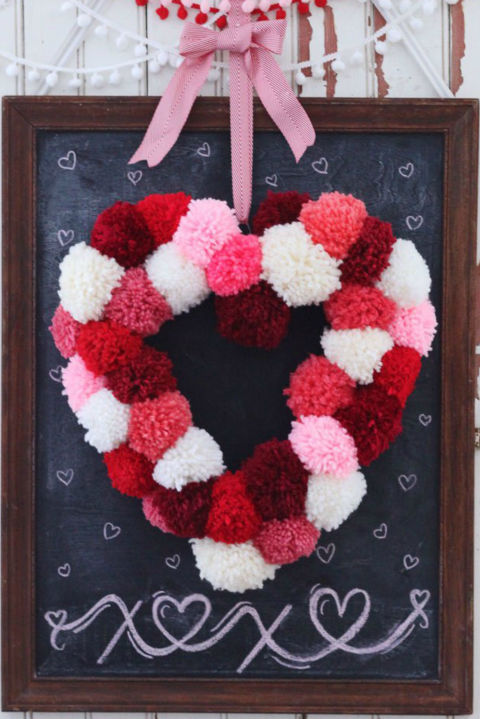 Unique Valentines Day Decorations Ideas (22)