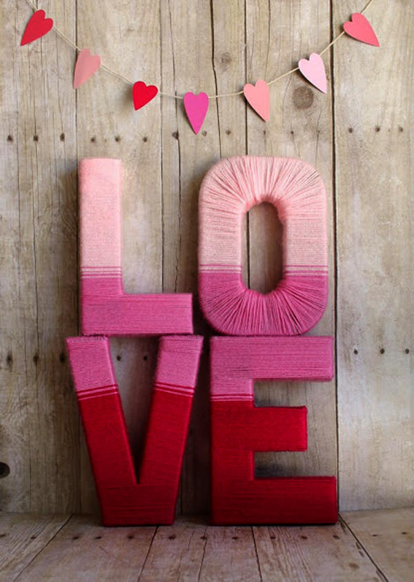 Unique Valentines Day Decorations Ideas (30)