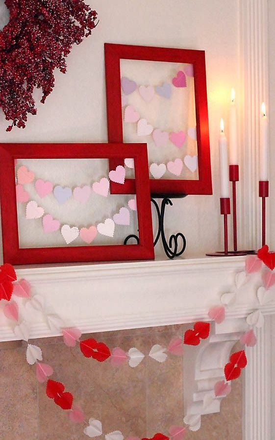 Unique Valentines Day Decorations Ideas (35)