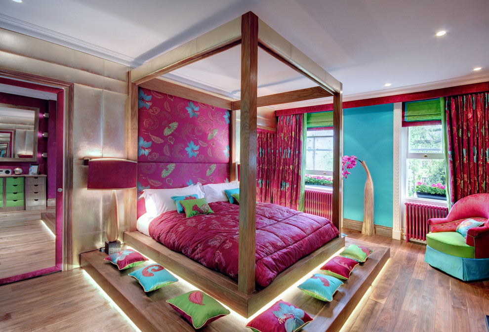 Balinese Inspired Kids Bedroom Furniture Dwellingdecor