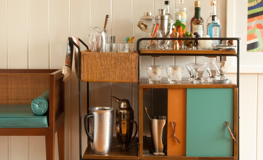 Bar Cart Designs Ideas (12)