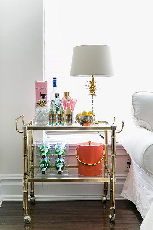 Bar Cart Designs Ideas (13)