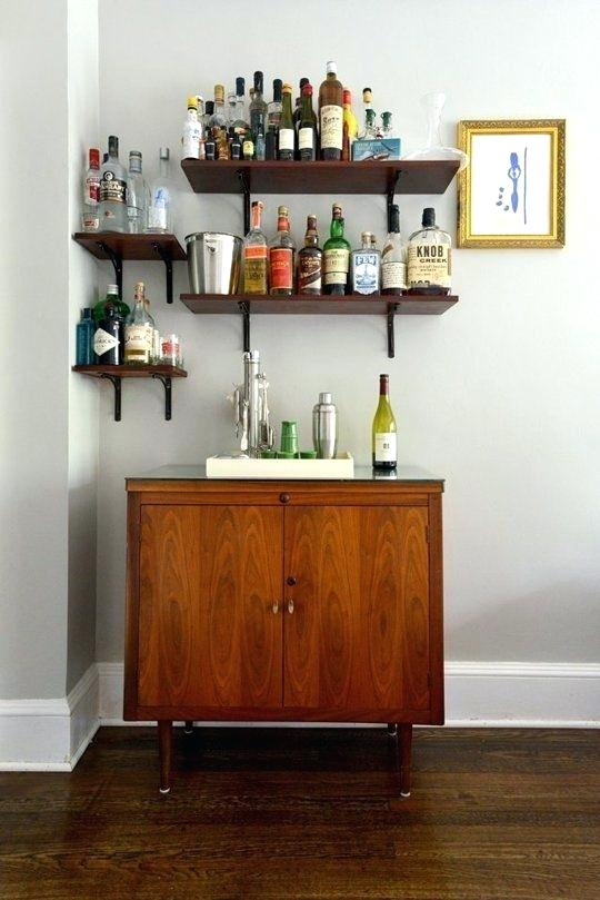 Bar Cart Designs Ideas (28)