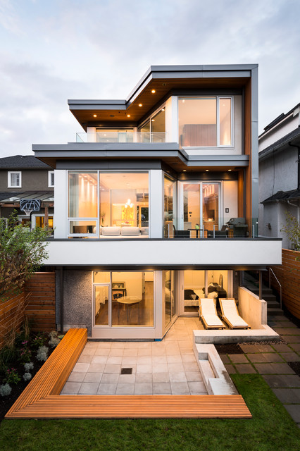Contemporary Exterior Design (2)