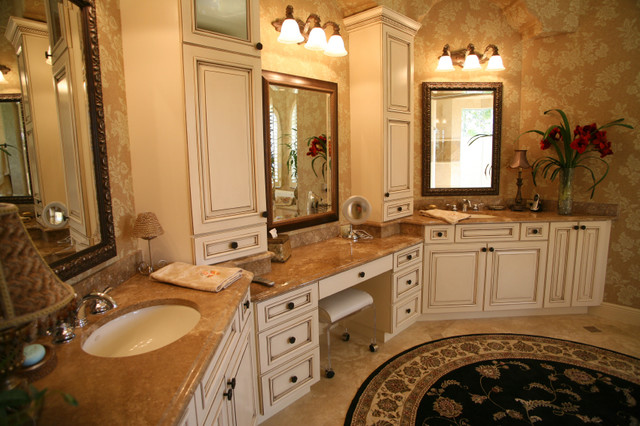 Luxury Master Bath Suite traditional-bathroom