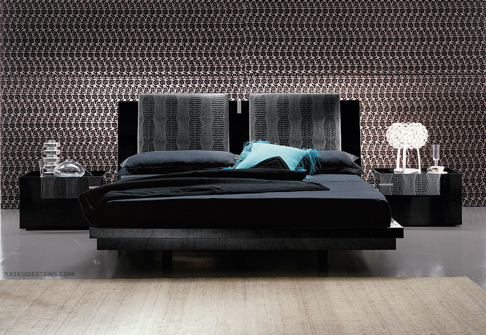 Contemporary Platform Bed (4)