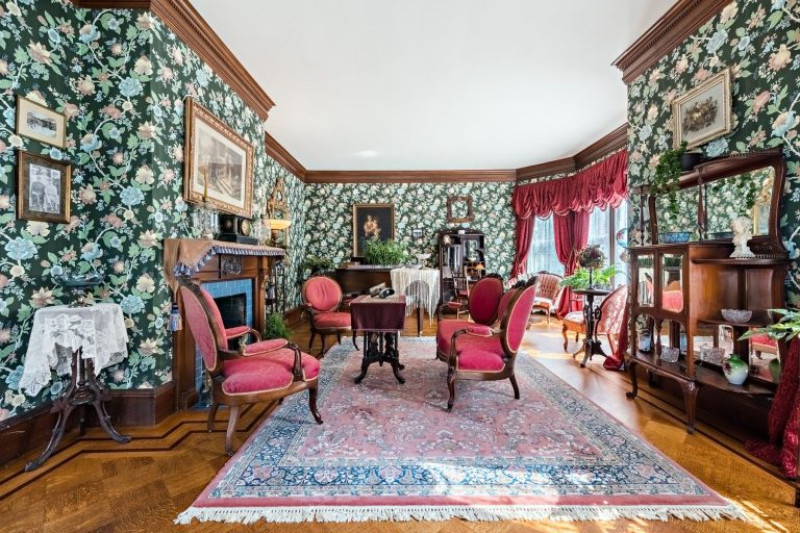 Victorian Living Room (18)