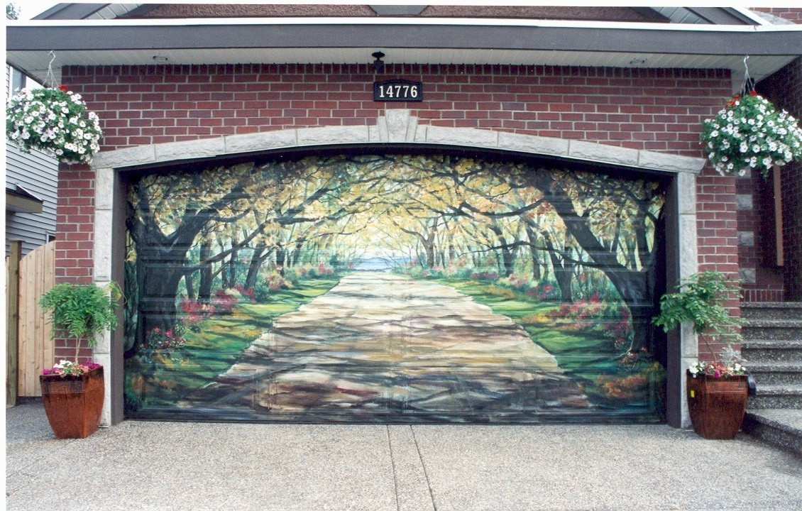 Garage Door Designs (20)