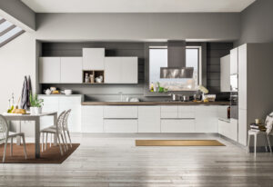 How to Furnish the Kitchen?