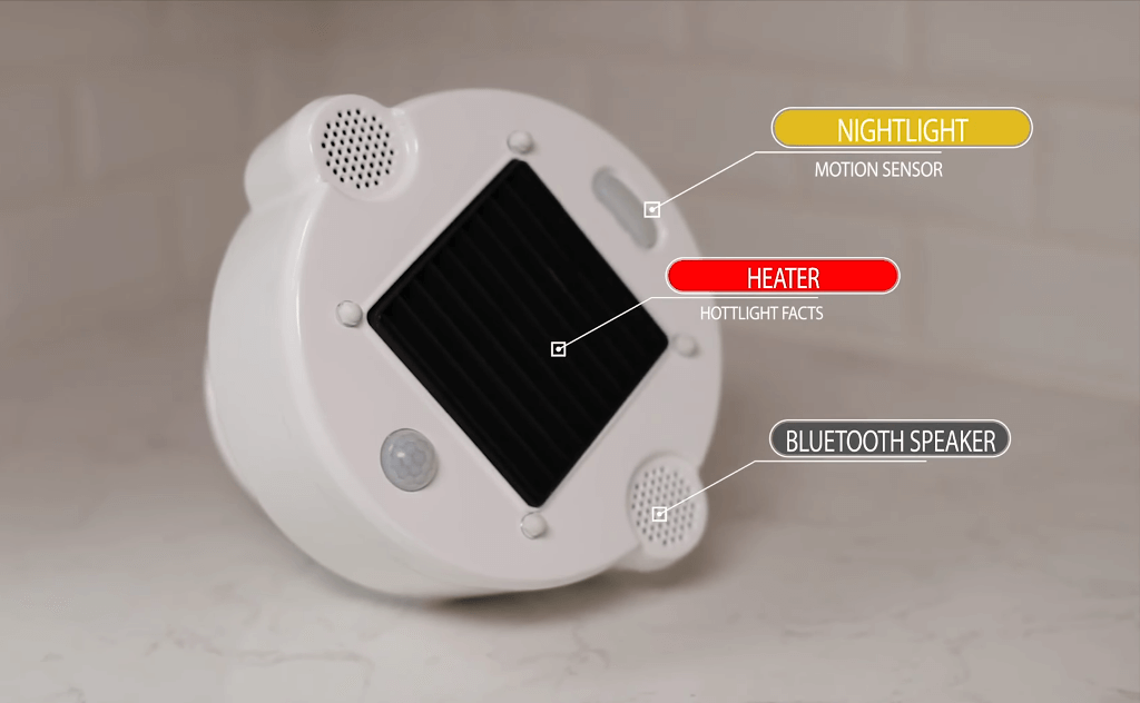 Hottlight Bathroom Heater