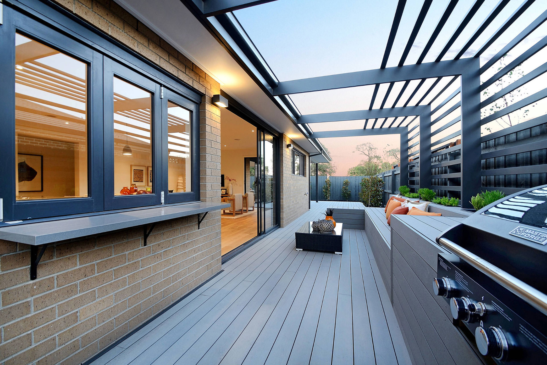 Look after your outdoor space.