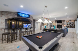 25 Beautiful Modern Basement Design Ideas of 2020