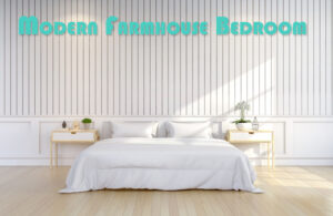 35 Modern Farmhouse Bedroom Design Ideas 2020
