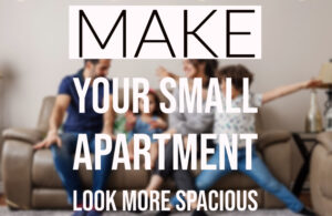 25 Ways to Make Your Small Apartment Look More Spacious
