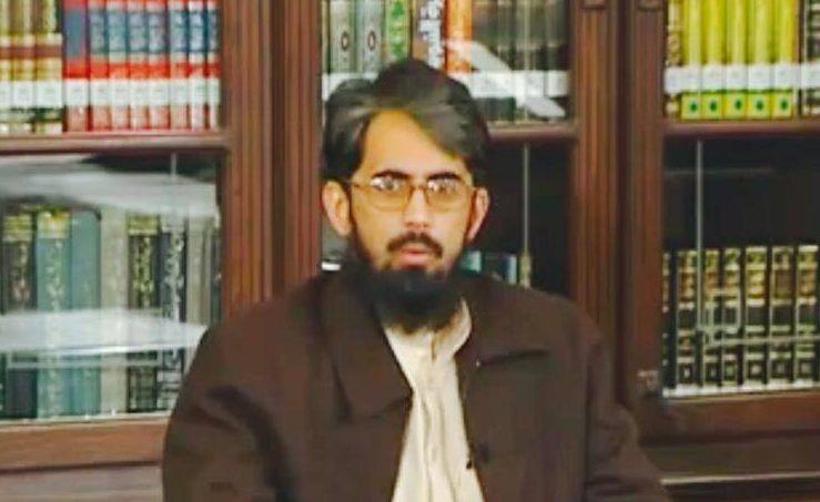 Maulana Ammar Khan Nasir aik Rozan