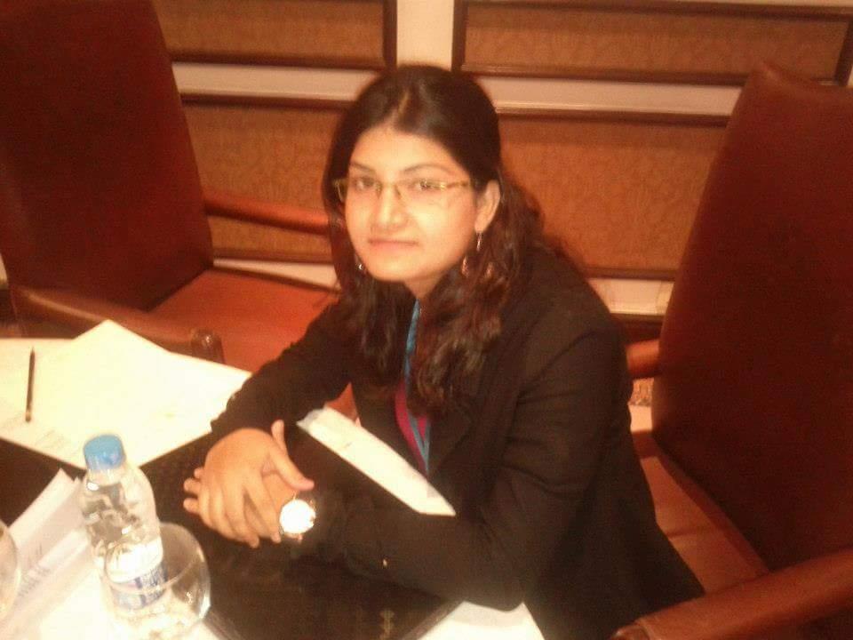 Noreen Shams Khan