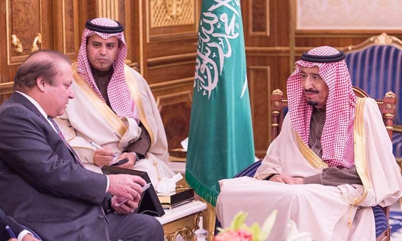 ہمارے تین اسٹریٹجک اتحادی : امریکا، چین، سعودی عرب