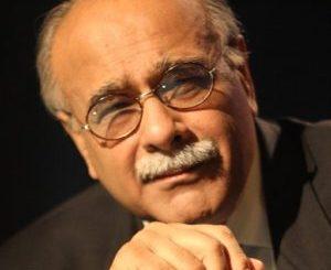 Najam Sethi aik Rozan writer