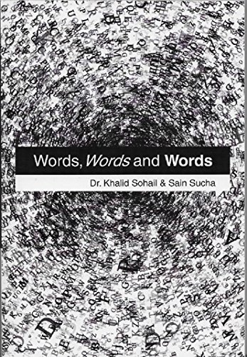 Book Review : Words, Words and Words