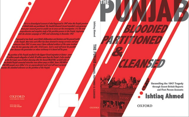 Punjab Bloodied, Partitioned