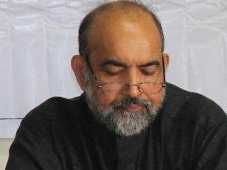 Dr Qibla Ayaz aik Rozan