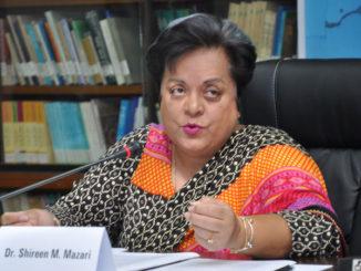 Dr Shireen Mazari