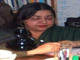 Mansoora Ahmed's poems