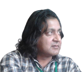Farrukh Nadeem, the writer