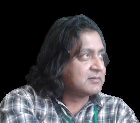 Farrukh Nadeem, the writer